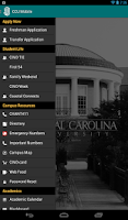 Screenshot of Coastal Carolina University