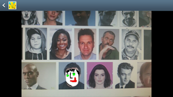 Screenshot of Face Replace