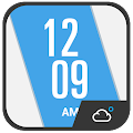 Download WEATHER Simple Fancy Clock Weather APK