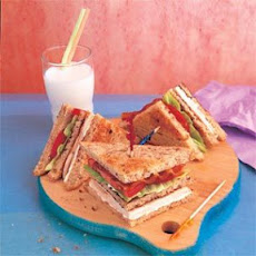 Triple-Decker Turkey Club