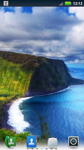 異國情調的夏威夷動態壁紙