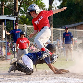 Safe! by Zeralda La Grange - Sports & Fitness Baseball (  )