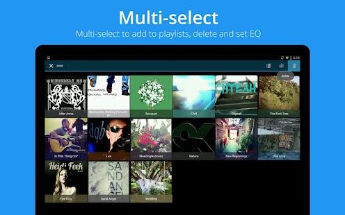 Music Player : Rocket Player - screenshot
