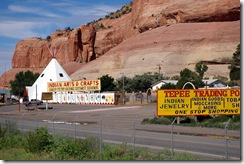 Tourist Trap in New Mexico