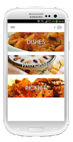 Screenshot of Kerala  Recipes  -South Indian