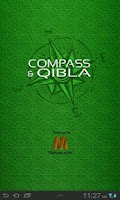 Screenshot of Compass & Qibla