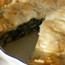 Swiss Chard Pie