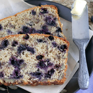 Blueberry Pecan Bread Recipes