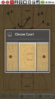 Screenshot of Basketball Playbook