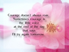 couragerose