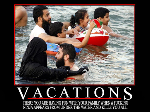 Vacations Motivational Poster