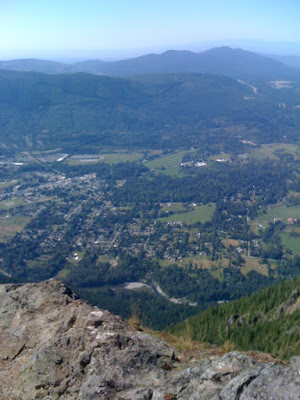 More Mount Si views