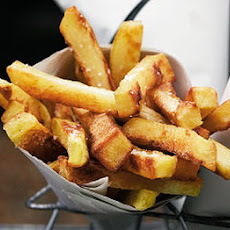Oven-roasted Chips