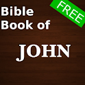 Book of John (KJV) FREE! icon