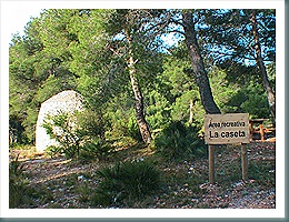 Area La Caseta
