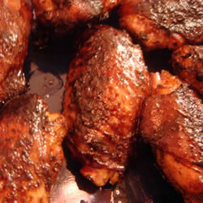 Malaysian Barbecue Chicken Wings