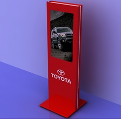 DISPLAY TOYOTA