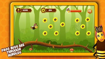 Screenshot of Sonic Bees