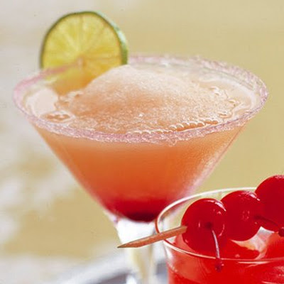 "Pink Grapefruit ""Margaritas"""