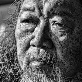 by Benny Salim - People Portraits of Men