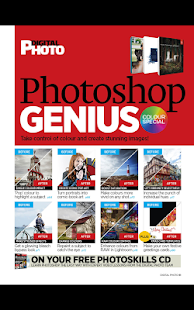 Digital Photo Magazine Lite - screenshot