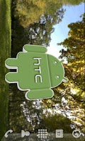 Screenshot of HTC Live Wallpaper 3D