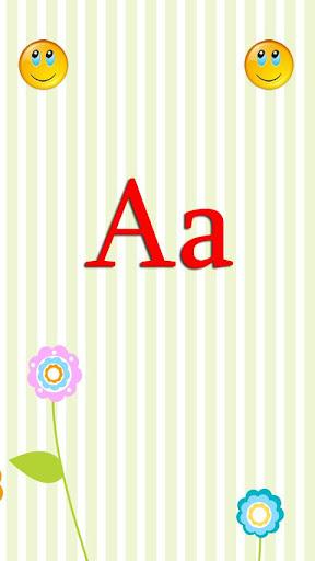 Kids Spanish ABC Letters