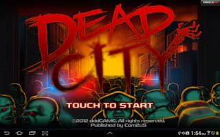 Screenshot of Dead City