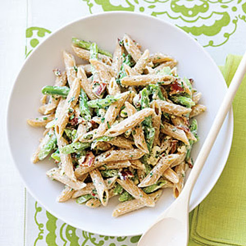 Green Bean and Whole-grain Penne Salad