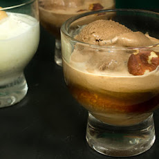 Drunken Affogato (Ice Cream Shots) Recipe