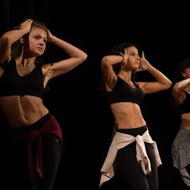 by Robert Dobritoiu - News & Events Sports ( girls, cnmb, event, sport, dance,  )