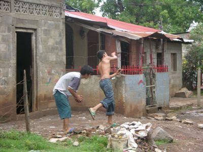 Throwing rocks in the barrio.jpg