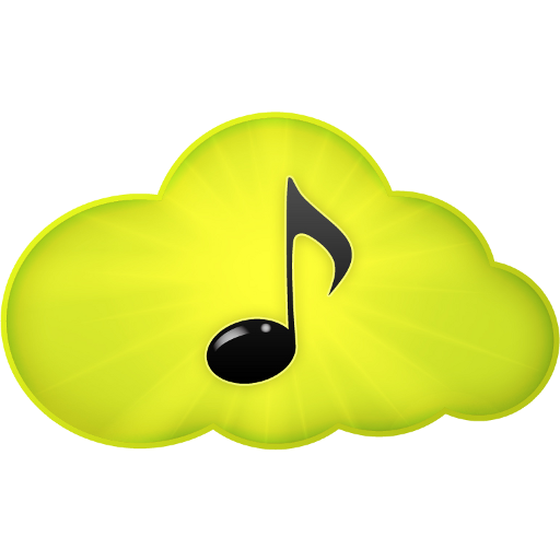CloudAround Music Player LOGO-APP點子