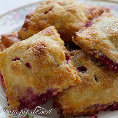 Simple Berry Hand Pies