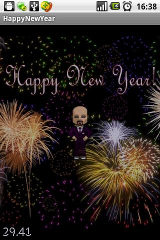 Happy New Year for Chunjie