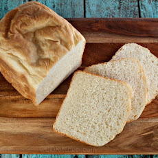 Bread Machine Country White Bread
