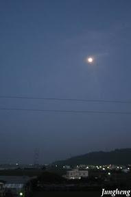 泰安的夜景