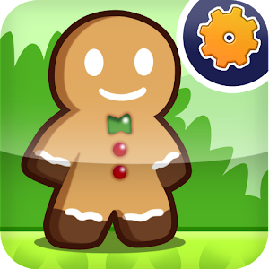 Cover art Gingerbread Dash!