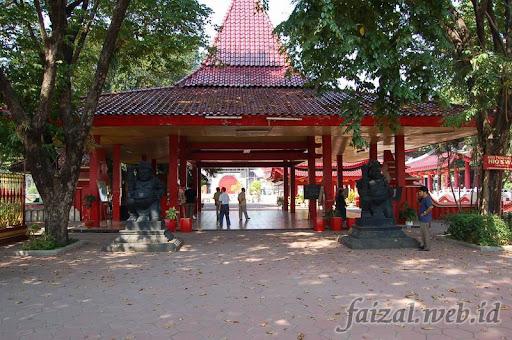 Pendopo desain Jawa