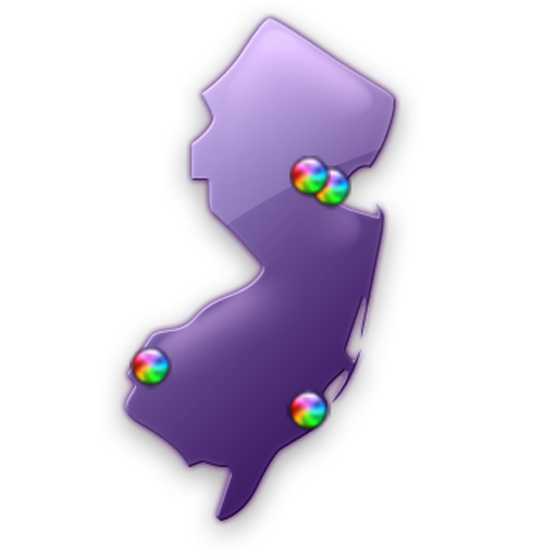 New Jersey Fishing Maps - 4000 LOGO-APP點子