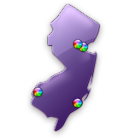 New Jersey Fishing Maps - 4000 icon