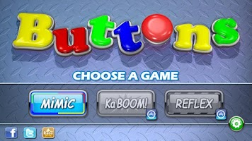 Screenshot of Buttons Mimic Free