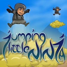 Jumping Little Ninja Android