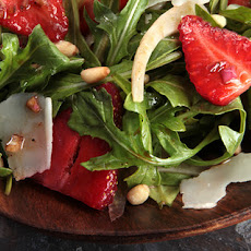 Shaved Fennel and Strawberry Salad Recipe