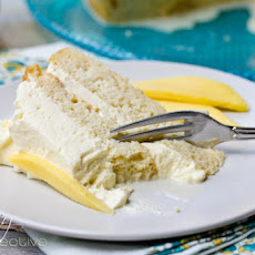 Tres Leches Cake Recipe with Mango Cream