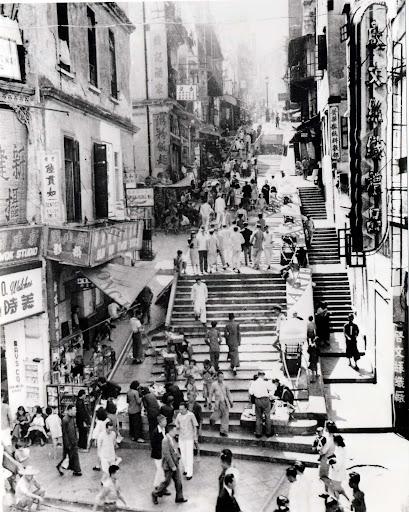 Hong-Kong d'autrefois - Partie 1 dans Photographies du monde d'autrefois