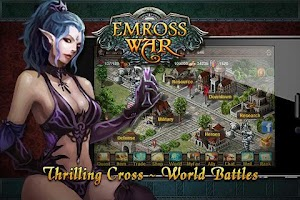 Screenshot of Emross War - Deutsche