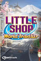 Screenshot of Little Shop: World Traveler