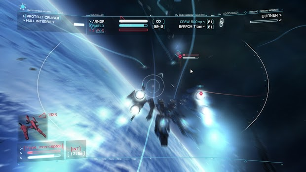 Strike Suit Zero winging its way to PS4 and Xbox One