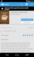Screenshot of Minuman Tradisional